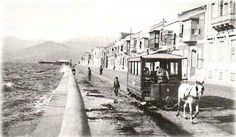 İzmir Old Pictures, Old Photos, Vintage Photos, Vintage Cars, Latina, Turkey History, History Page, Chios, Greek History