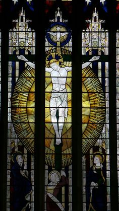 The fantastic east window by Sir Ninian Comper at Holy Trinity Coventry today Coventry Cathedral, Anglican Cathedral, Architectural Photographers, Built Environment, Glass Etching, Roman Catholic, Cathedrals, Stained Glass Windows, Holy Spirit