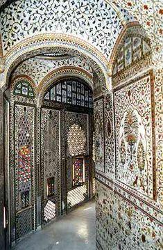 Lahore Mughul Buildings