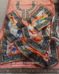 Designer Punjabi Suits, Meat, Food, Essen, Meals, Yemek, Eten