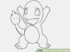 Image titled Draw Charmander Step 14
