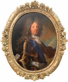 Louis, le Grand Dauphin de France (1661-1711), follower of Hyacinthe Rigaud