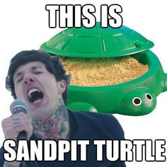 I am in love with this song....but i must admit this is pretty funny :p #funny #bmth #lyrics