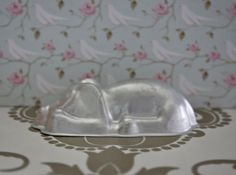 Vintage Puppy Dog Mould by PavlovaandFox on Etsy, £4.95