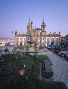 Sao Marco church in Portugal