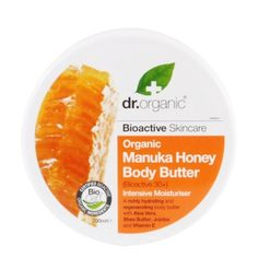 Optima Naturals :: Organic Manuka Honey - Organic Manuka Honey - Body Butter
