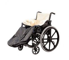 Fleece lined leg cosy for wheelchair - Clothing