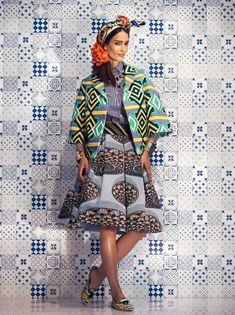 «Сочная» одежда итальянского дизайнера Stella Jean: 20 невероятно «вкусных» образов - Ярмарка Мастеров - ручная работа, handmade