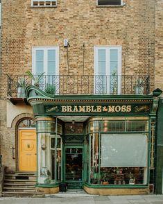 London Activities, London Places, Great Britain, Art Nouveau, Travelling, Places To Visit, Around The Worlds, Shops, Exterior