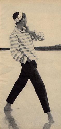 Follow Rent a Stylist https://www.pinterest.com/rentastylist/ 1955, Charm Magazine