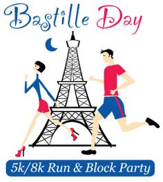 bastille day run