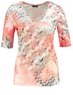1/2 Arm Shirt mit Ausbrenneroptik for Soft Autumn/Soft Summer