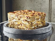 Deník Dity P. - Francouzské brambory Krispie Treats, Rice Krispies, Gnocchi, Apple Pie, Cooking, Desserts, Food, Diet, Kitchen