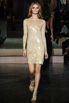 Dsquared2 Spring 2005 Ready-to-Wear Fashion Show - Linda Vojtova