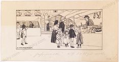 """""""Christmas Market"""" - an ink drawing by well listed Austrian female artist Marianne Frimberger from about Enjoy original art works - a perfect present! For more details, see the description on our website . Female Artist, Christmas Decorations, Christmas Ornaments, Art Deco Design, Winter Christmas, Seasonal Decor, Art Nouveau, Original Art, Presents"""