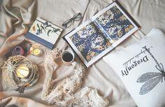 Ingrediente: 1 buc. dimineață în care nu îți pui ceasul să sune 1 oră de lenevit în pat în timp ce ninge cu fulgi mari, în octombrie 2 ore de lenevit cu cafeaua lângă tine 1 tavă de mere coapte… Continue Reading →