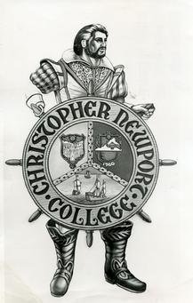 The original seal of Captain Christopher Newport, a pirateer for Queen Elizabeth & King James. Founder of Jamestown. Elizabeth King, Long John Silver, Genealogy Research, Pirate Life, Pirate Birthday, King James, Family History, Newport, Social Studies