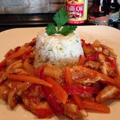 Egy finom Édes-savanyú kínai csirke II. ebédre vagy vacsorára? Édes-savanyú kínai csirke II. Receptek a Mindmegette.hu Recept gyűjteményében!