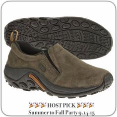 0f46560425e4 Merrell Women s Jungle Moc Waterproof SlipOn Shoes The Jungle Moc is your  go-to whether
