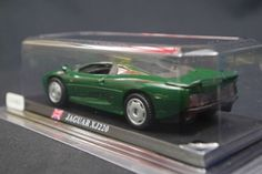 Del Prado Jaguar Xj220 1 43 Scale Box Mini Toy Car Display Diecast Vol 31 9784594032456 Ebay Ad Sponsored Scale Min Jaguar Xj220 Toy Car Display Toy Car