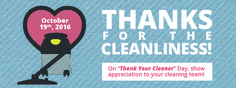 Thank Your Cleaners Day!