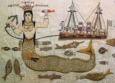 "themagicfarawayttree: "" Golden mermaid by andrefromont/fernandomort on Flickr (cc) """