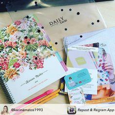 Uma emoção que nenhuma página digital é capaz de criar!  #meudailyplanner #dailyplanner #planneraddict #planner2016