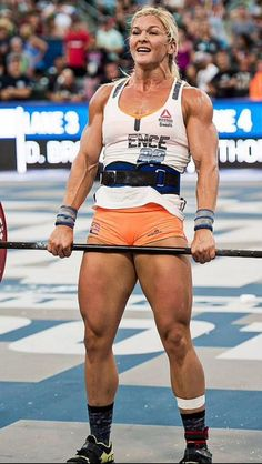 Brooke Ence - Heavy DT - 2015 Crossfit Games Workout Regimen, Toning Workouts, Crossfit Body, Crossfit Games, Brooke Ence, Crossfit Inspiration, Olympic Weightlifting, Athletic Girls, Gym Time