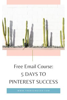 In this free 5-day e-mail course, I'll help you to create a Pinterest presence from scratch so that you can build the blog and business of your dreams. Here's what you'll learn in this free Pinterest crash course: how to create gorgeous click-worthy Pinterest graphics that your audience will be totally obsessed with; learn about Pinterest group boards and automation tools and how to use them to grow your following + explode your traffic on autopilot. #pinterest #affiliate #onlinebusinesstips Online Marketing Strategies, Marketing Program, Content Marketing Strategy, Media Marketing, Affiliate Marketing, Best Online Courses, Online Training Courses, Business Pages, Online Business