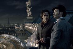 Sherlock Holmes 3 vem aí!