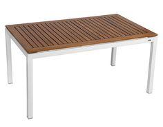 Stół Malibu (biały) Litex Garden – parasole, namioty, meble ogrodowe – sklep