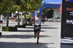 Luis Miguel Del Rosal gana la Duatlón Cross 'Ciudad de Baza'