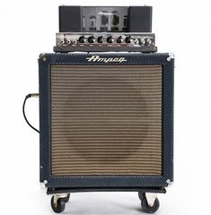 The Ampeg has been known as bassists' trustiest sidekick for generations. Today, we're looking at the golden years. Used Guitars, Unique Guitars, Vintage Guitars, Guitar Chords For Songs, The Golden Years, Golden Age, Music Machine, Bass Amps, Cigar Box Guitar