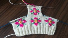 Crochet Flower Tutorial, Crochet Flowers, Crochet Coat, Fair Isle Knitting, Christmas Ornaments, Holiday Decor, Women, Youtube, Patterns