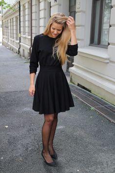Fremgangsmåte for kjole med sirkelskjørt (SY DET SELV)