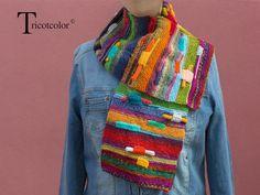 Slip Stitch Knitting, Easy Knitting, Knitted Shawls, Crochet Scarves, Crochet Granny, Knit Crochet, Crochet Shawl Diagram, Knit Picks, Baby Knitting Patterns
