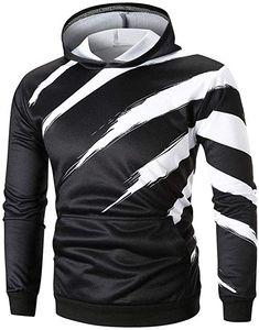 Herren Pullover Kapuzenpullover 3D Druck Hoodie Sweatjacke Sweatshirt Jacke  Casual Langarmshirt Sweater Männer Kapuzenjacke Kapuzenshirt Kapuzen 9fad982125