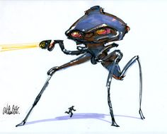 War Of The Worlds Goliath Martians