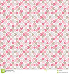 Illustration about Floral vector seamless pattern. Endless texture can be used for printing onto fabric and paper or scrap booking. Illustration of chic, geometric, repeat - 46739684 Paper Scrapbook, Scrapbook Background, Printable Scrapbook Paper, Printable Paper, Paper Background, Background Patterns, Paper Wallpaper, Fabric Paper, Floral Illustrations