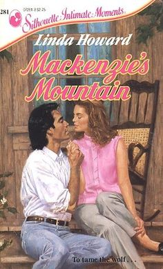 The very first book I read of Linda Howard's...and I fell in love....have all of the Mackenzie series....totally recommend