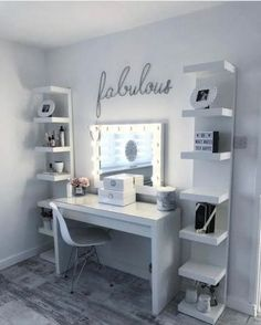 Room Ideas Bedroom, Bedroom Decor For Teen Girls Dream Rooms, Girls Bedroom Ideas Teenagers, Ikea Room Ideas, Girl Rooms, White Bedroom Decor, Teen Bedroom Designs, Girls Bedroom Decorating, Bedroom Decor For Teen Girls Diy