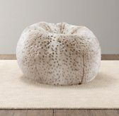 Luxe Faux Fur Bean Bag | Bean Bags | Restoration Hardware Baby U0026 Child Home Design Ideas