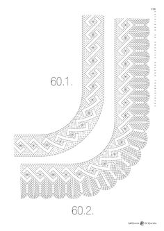 Entredos y puntilla Bobbin Lace Patterns, Lacemaking, Lace Heart, Lace Jewelry, Crochet Books, Needle Lace, Lace Detail, Tatting, Crochet Necklace
