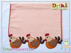 Patchwork moldes galinha charmosa em patch aplique • Drika Artesanato - O seu Blog de Artesanato.