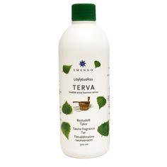 Esencia de Terva para sauna, producto original de Finlandia.