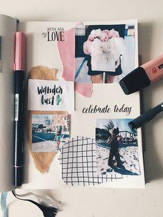 - Bullet Journal
