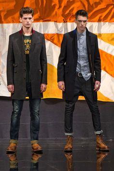 Superdry Men's RTW Fall 2014 - Slideshow