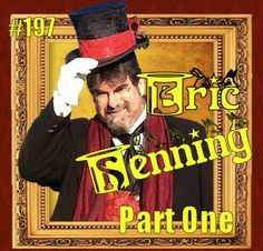 Eric Henning tells tales about performing in and around our nation's Capitol, Washington, D.C..