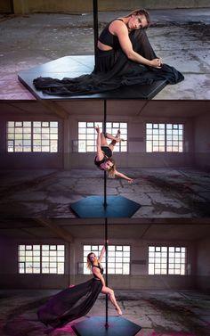 Pole Dance Fitness, Art Du Cirque, Intuitive Empath, Aerial Hoop, Shooting Photo, Yoga, Pole Dancing, Belle Photo, Daydream