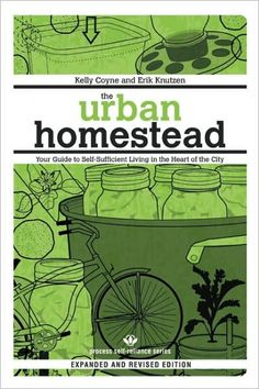 If you would like to harvest your own vegetables, raise city chickens, or convert to solar energy, this practical, hands-on book is full of step-by-step projects that will get you started homesteading